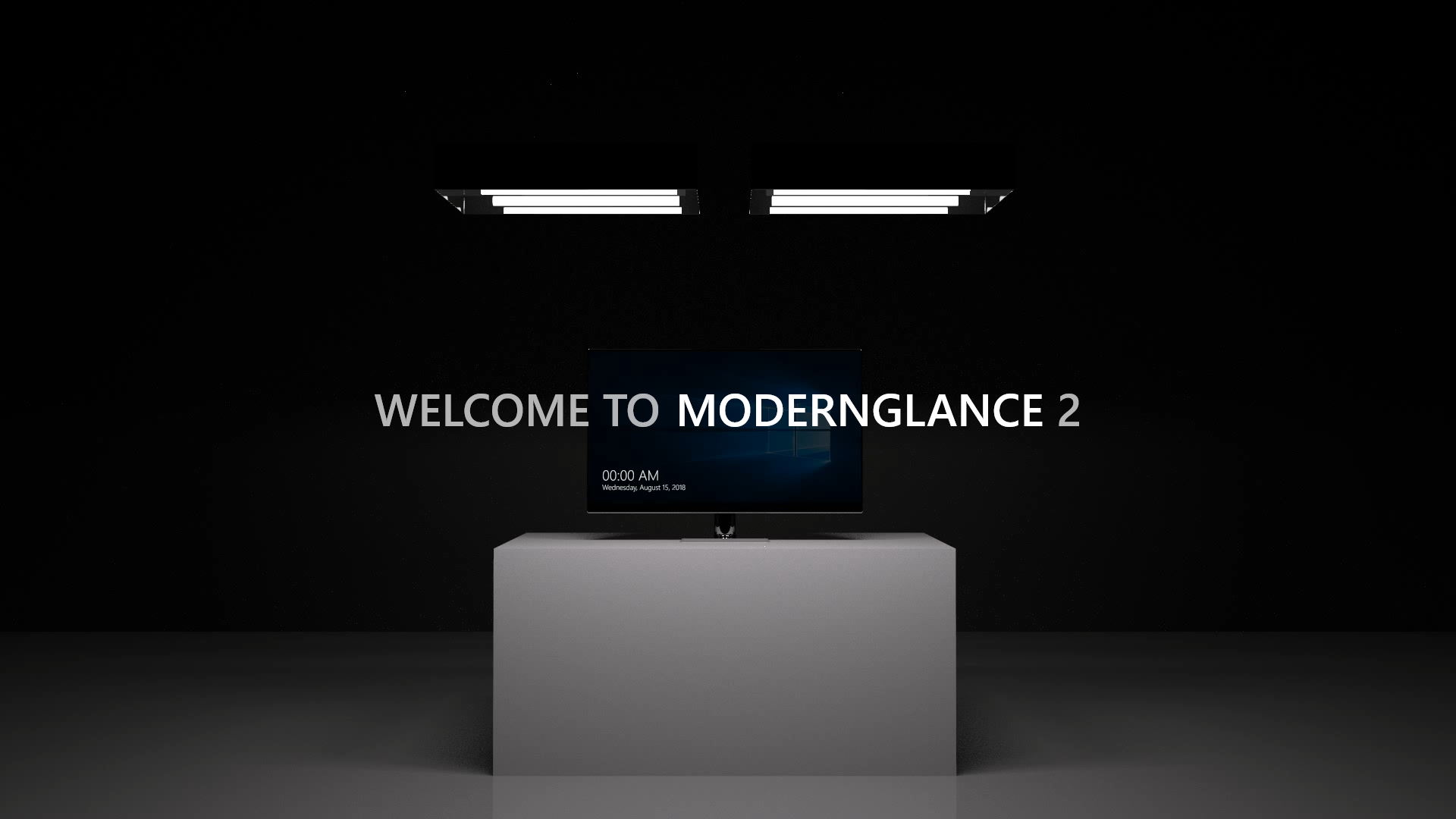 Preview image for ModernGlance